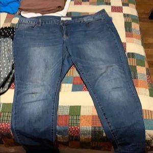 Curvy Cato jeans